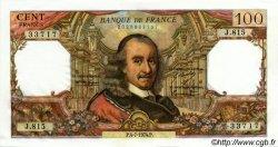 100 Francs CORNEILLE FRANCE  1974 F.65.46 SUP+ à SPL