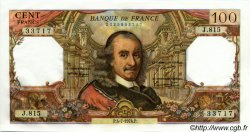 100 Francs CORNEILLE FRANCE  1974 F.65.47 SUP