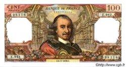 100 Francs CORNEILLE FRANCE  1976 F.65.52 pr.NEUF