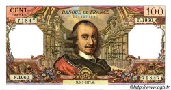 100 Francs CORNEILLE FRANCE  1977 F.65.57 pr.NEUF
