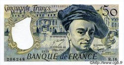 50 Francs QUENTIN DE LA TOUR FRANCE  1979 F.67.04 SPL