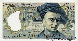 50 Francs QUENTIN DE LA TOUR FRANCE  1980 F.67.06 pr.NEUF