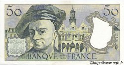 50 Francs QUENTIN DE LA TOUR FRANCE  1980 F.67.06 SPL+