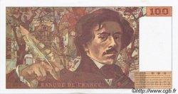 100 Francs DELACROIX 442-1 & 442-2 FRANCE  1995 F.69ter.02c SPL+