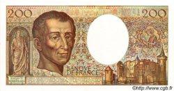 200 Francs MONTESQUIEU FRANCE  1990 F.70.10a SPL+