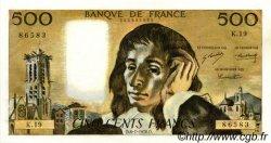 500 Francs PASCAL FRANCE  1970 F.71.05 pr.SPL