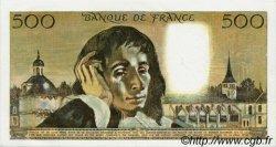 500 Francs PASCAL FRANCE  1971 F.71.07 SUP à SPL
