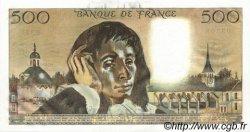 500 Francs PASCAL FRANCE  1981 F.71.23 pr.NEUF