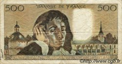 500 Francs PASCAL FRANCE  1981 F.71.25 TB à TTB