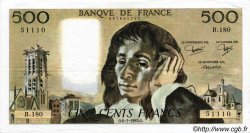 500 Francs PASCAL FRANCE  1983 F.71.28 pr.SUP
