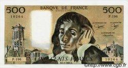 500 Francs PASCAL FRANCE  1984 F.71.30 pr.NEUF