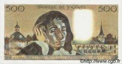 500 Francs PASCAL FRANCE  1984 F.71.31 pr.NEUF