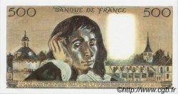 500 Francs PASCAL FRANCE  1985 F.71.32