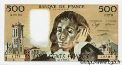 500 Francs PASCAL FRANCE  1988 F.71.39 pr.NEUF