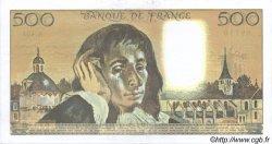500 Francs PASCAL FRANCE  1993 F.71.51 SPL