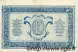 50 Centimes TRÉSORERIE AUX ARMÉES FRANCE  1917 VF.01.09 pr.NEUF