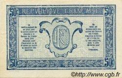 50 Centimes TRÉSORERIE AUX ARMÉES FRANCE  1919 VF.02.02 SUP à SPL
