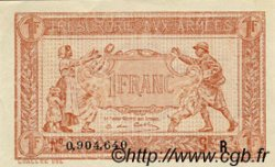 1 Franc TRÉSORERIE AUX ARMÉES FRANCE  1919 VF.04.05 pr.NEUF