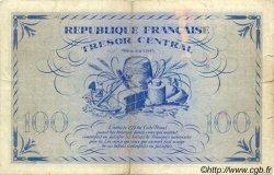 100 Francs MARIANNE FRANCE  1943 VF.06.01d B+ à TB