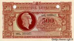 500 Francs MARIANNE FRANCE  1945 VF.11.05 NEUF