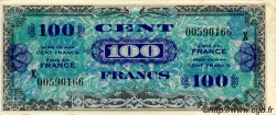 100 Francs DRAPEAU FRANCE  1944 VF.20.03 pr.SUP
