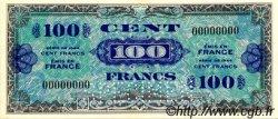 100 Francs DRAPEAU FRANCE  1944 VF.20.04 SUP+