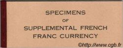 Série DRAPEAU carnet complet FRANCE  1944 VF.23 .. NEUF
