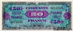 50 Francs FRANCE FRANCE  1944 VF.24.03 TTB+
