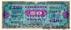 50 Francs FRANCE FRANCE  1944 VF.24.03 pr.SPL