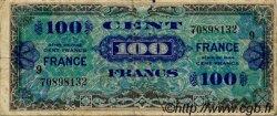 100 Francs FRANCE FRANCE  1944 VF.25.09 AB