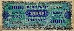 100 Francs FRANCE FRANCE  1944 VF.25.10 TB