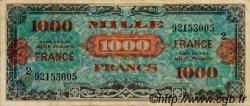 1000 Francs FRANCE FRANCE  1945 VF.27.02 TB+ à TTB