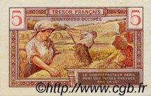 5 Francs TRÉSOR FRANÇAIS FRANCE  1947 VF.29.01 SUP à SPL