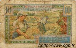 10 Francs TRÉSOR FRANÇAIS FRANCE  1947 VF.30.01 TB