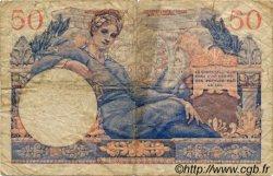 50 Francs TRÉSOR FRANCAIS FRANCE  1947 VF.31.01 TB