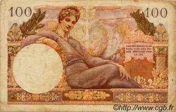100 Francs TRÉSOR PUBLIC FRANCE  1955 VF.34.01 TB à TTB
