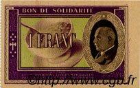 1 Franc FRANCE régionalisme et divers  1941 KL.02A pr.NEUF