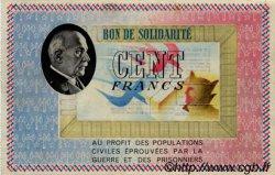 100 Francs FRANCE régionalisme et divers  1941 KL.10B SPL