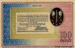 100 Francs FRANCE régionalisme et divers  1941 KL.10C1 ou 2 TTB à SUP
