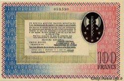 100 Francs FRANCE régionalisme et divers  1941 KL.10D1 SUP