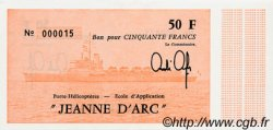 50 Francs JEANNE D