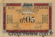 5 Centimes FRANCE régionalisme et divers  1923 JP.01 pr.SPL