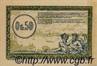 50 Centimes FRANCE régionalisme et divers  1923 JP.04 pr.SPL