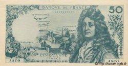 50 Francs RACINE FRANCE régionalisme et divers  1964  pr.NEUF