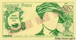 50 Francs QUENTIN DE LA TOUR FRANCE régionalisme et divers  1975  NEUF