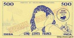 500 Francs PASCAL FRANCE régionalisme et divers  1970  NEUF