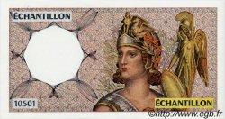 500 Francs PASCAL, type Athéna FRANCE régionalisme et divers  1970  NEUF