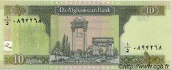 10 Afghanis AFGHANISTAN  2002 P.067 pr.NEUF