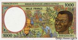 1000 Francs CAMEROUN  2000 P.202E NEUF
