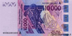 10000 Francs COTE D